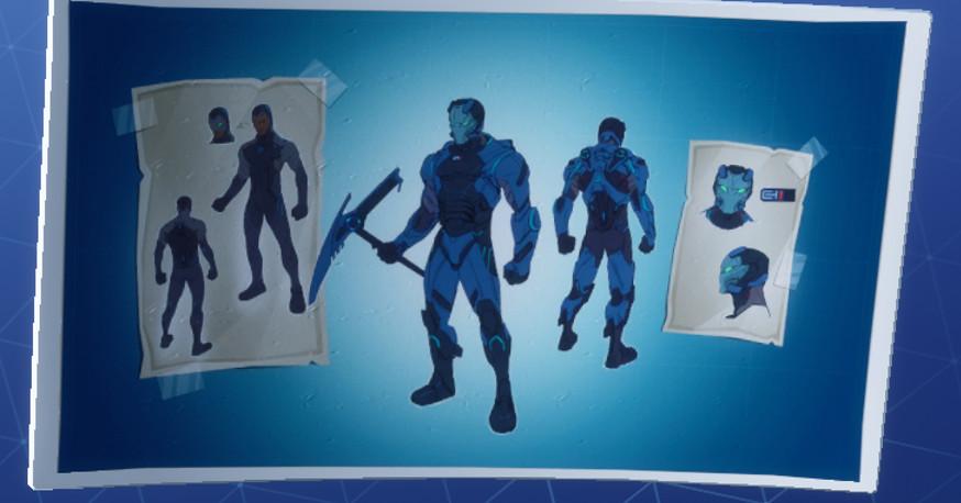 Fortnite Season 4 Battle Pass New Skins Cosmetics And