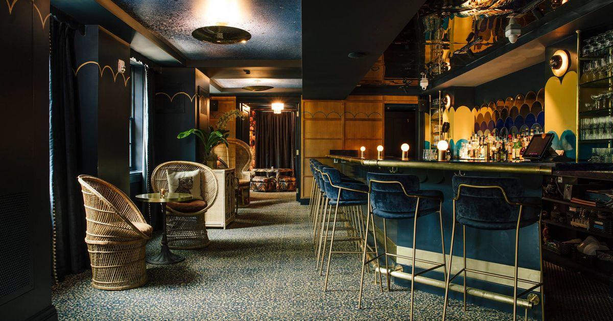The Best Hotel Bars For Cocktails In Atlanta Eater Atlanta