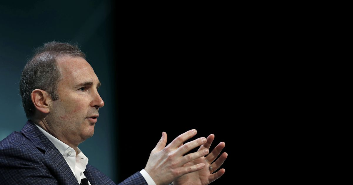 Amazon's earnings show why Andy Jassy is now in charge