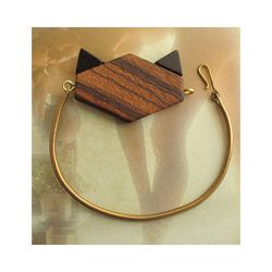 """<b>For the impending-cat-lady bestie: Erica Weiner</b> Meow Bracelet, <a href=""""http://ericaweiner.com/collections/erica-weiner-collection-view-all/products/meow-bracelet#.UbC6yPZAQYh"""">$55</a> at Erica Weiner"""