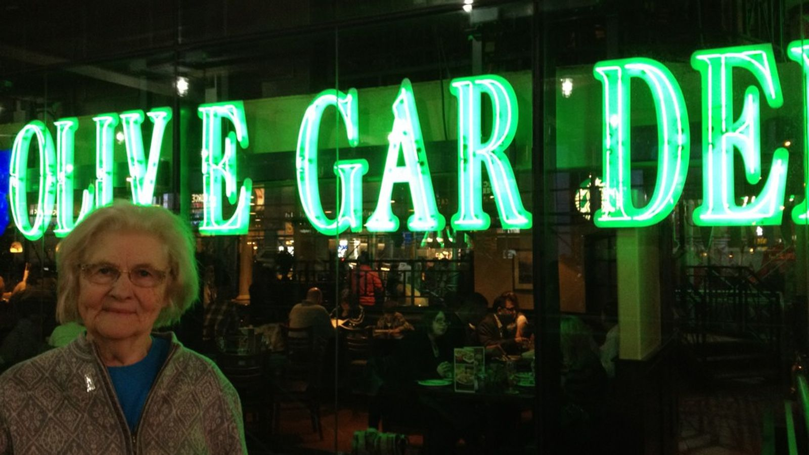 Marilyn Hagerty Storms Nyc Day Two Eater