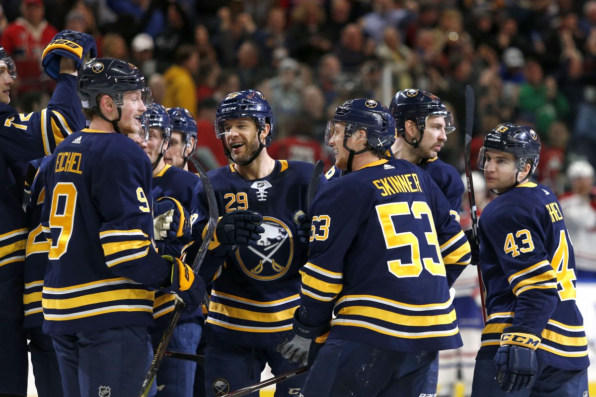 atlantic division update stanley cup champion buffalo sabres