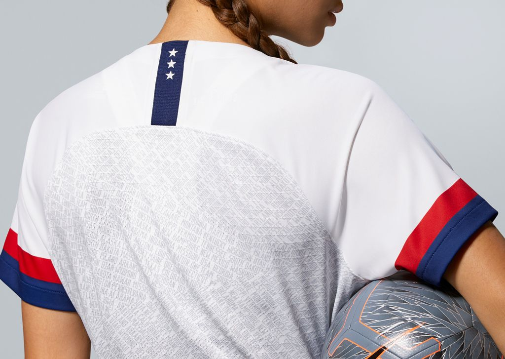 1c3c901036a The new Nike USWNT kits for the 2019 World Cup are so damn good ...