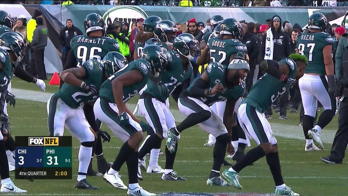 ebdf10464c7 Eagles  touchdown celebrations are the NFL s best - SBNation.com