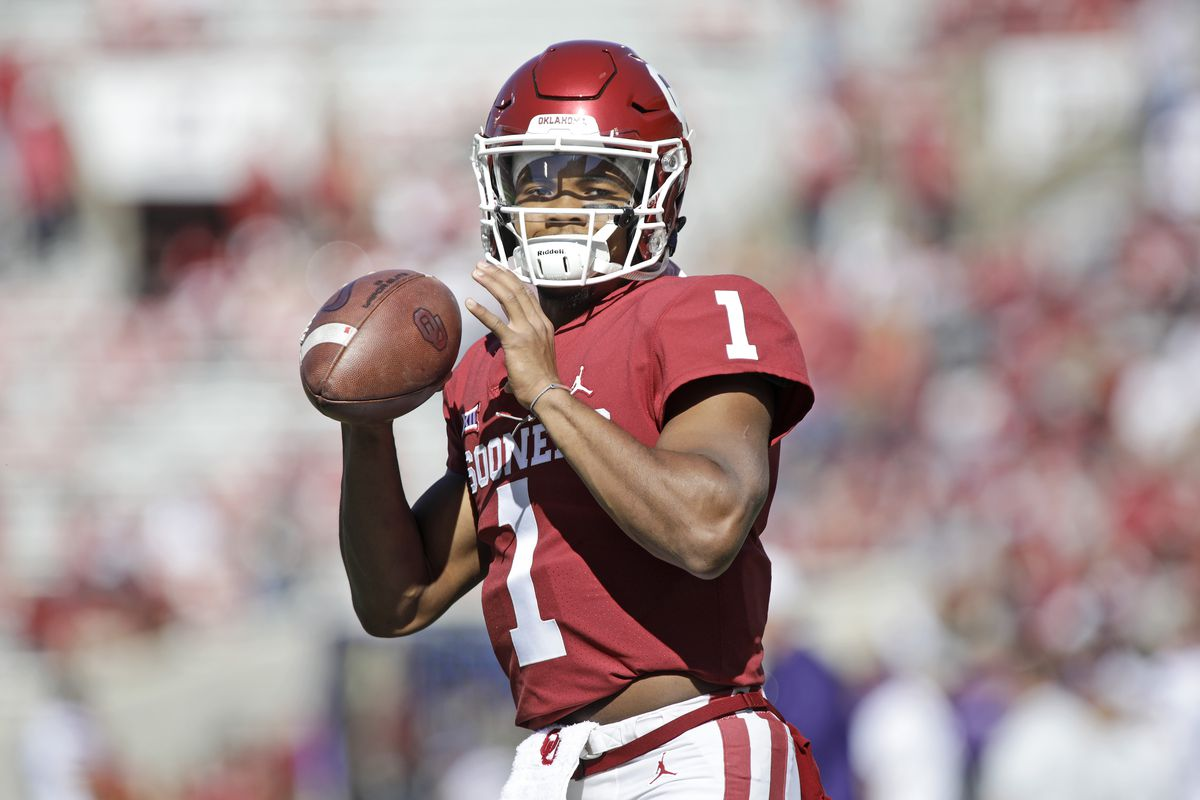 promo code 036fe 1af8c Oklahoma Football Pro Day 2019 Recap: Kyler Murray throws ...
