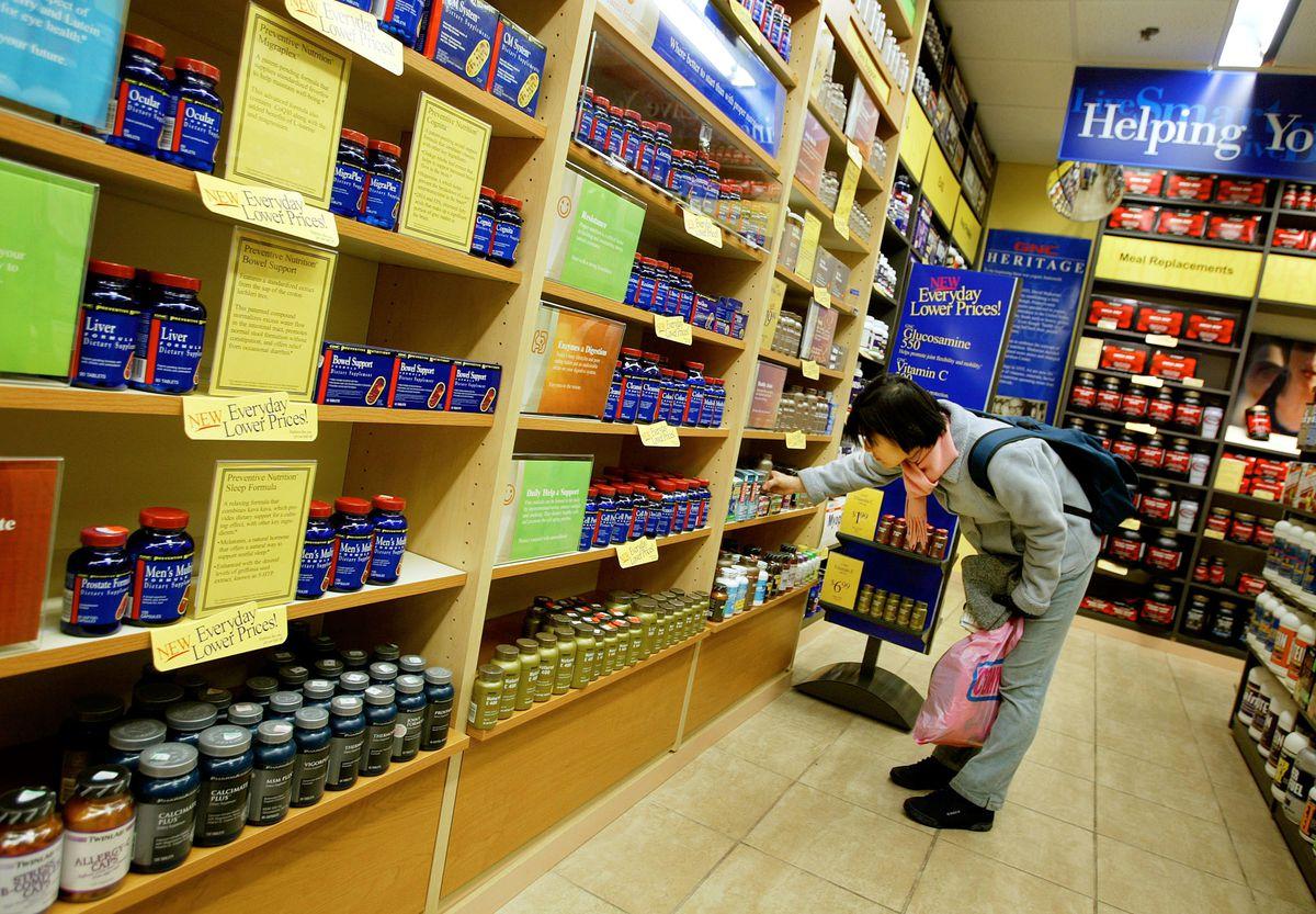 GNC Is Closing Vitamin Stores Despite the Wellness Trend