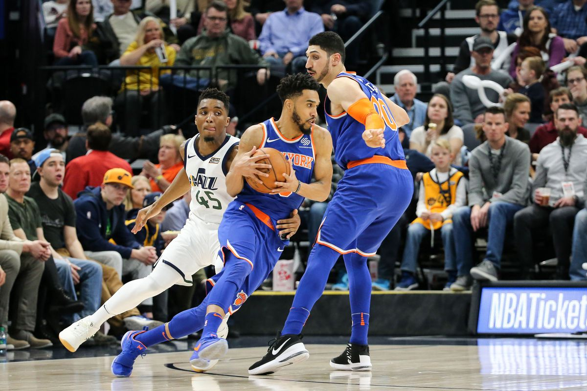 Nba Trade Deadline 2018 Six Trades The Knicks Should Consider