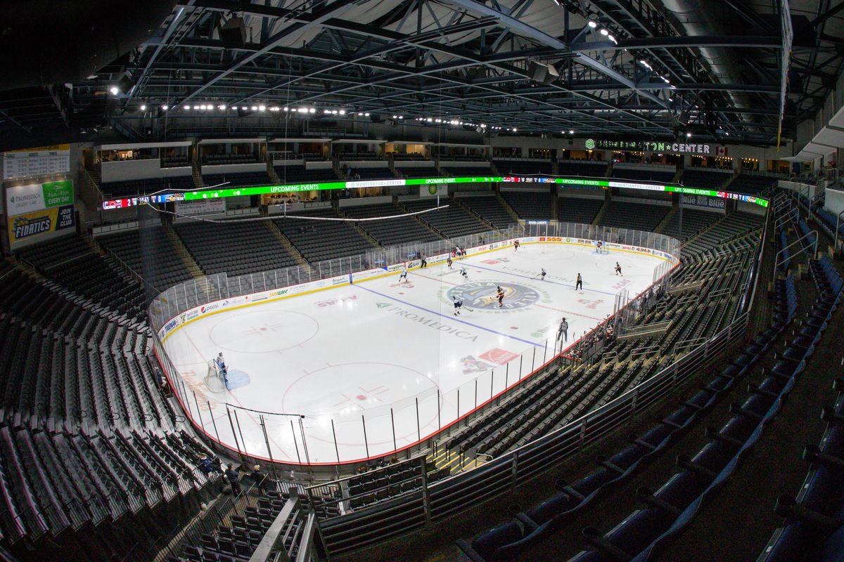 ECHL: MAR 11 Cincinnati Cyclones at Toledo Walleye