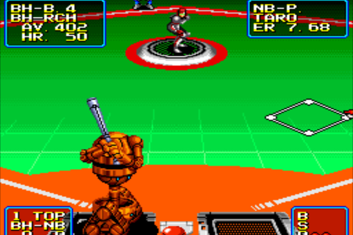 Pc Baseball Games 2020.What S The Best Weird Baseball Video Game Ever Sbnation Com