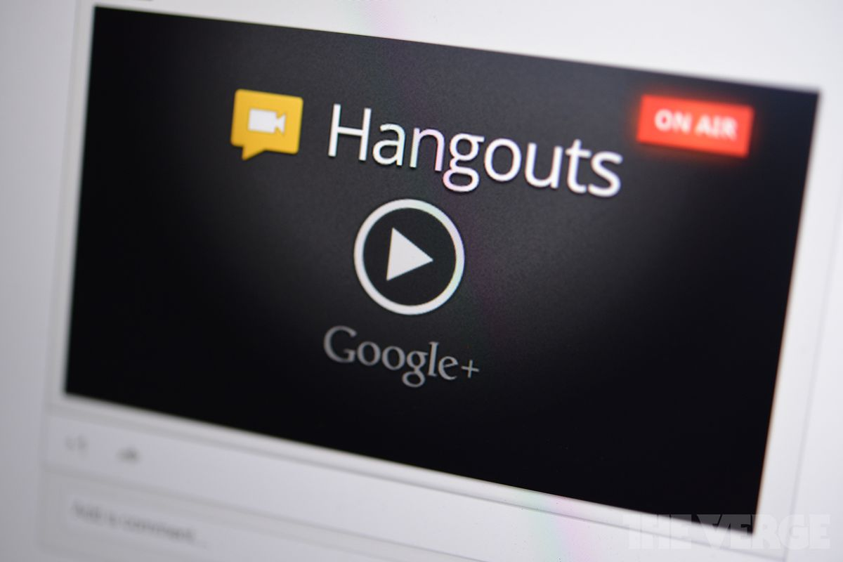 Google's new Hangouts app introduces clever location sharing