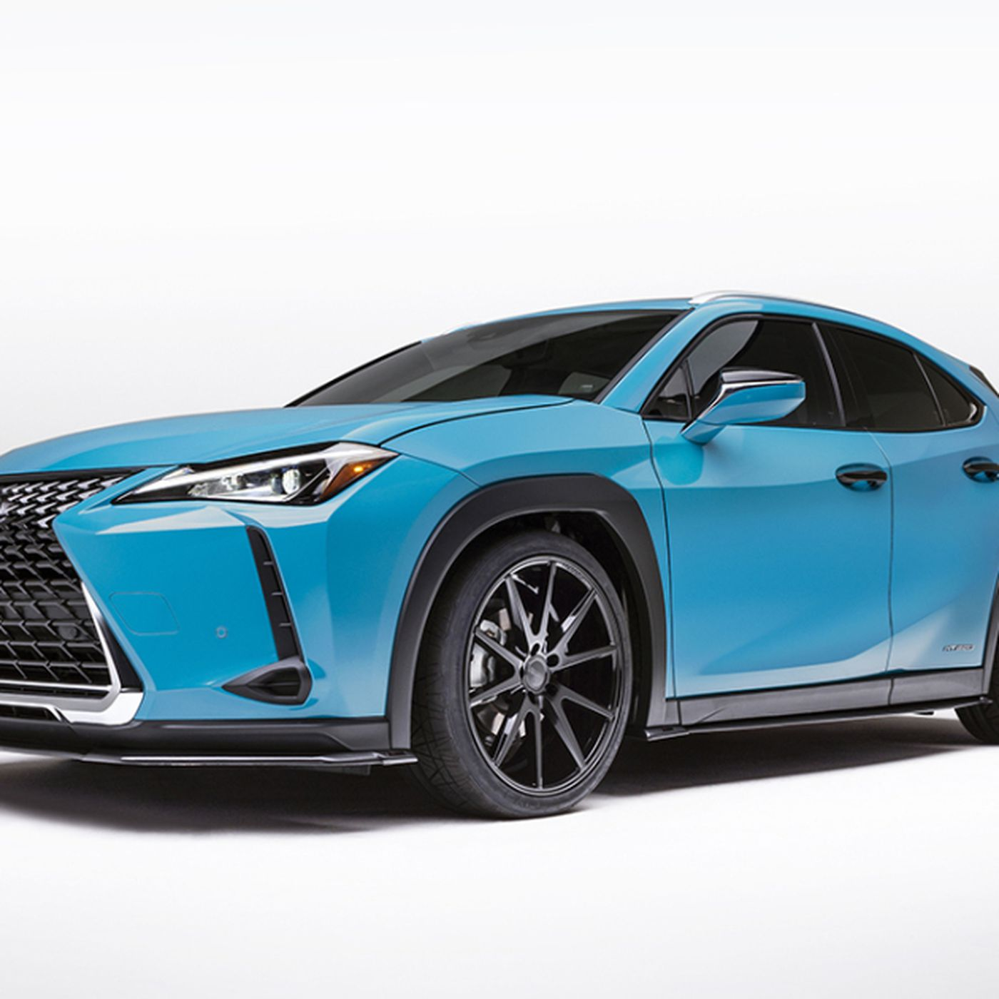 Lexus Ux 250h Hybrid Delivers Luxury Awd With 41 Mpg