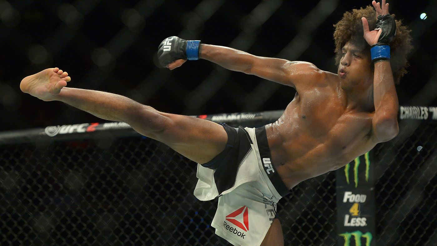 Fighter on Fighter: Breaking down UFC Fight Night 92's Alex Caceres