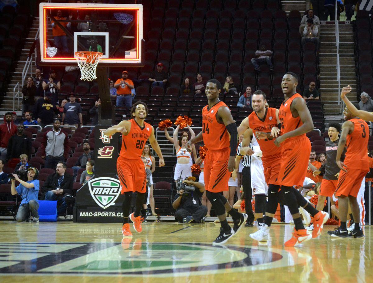 Bowling Green Basketball