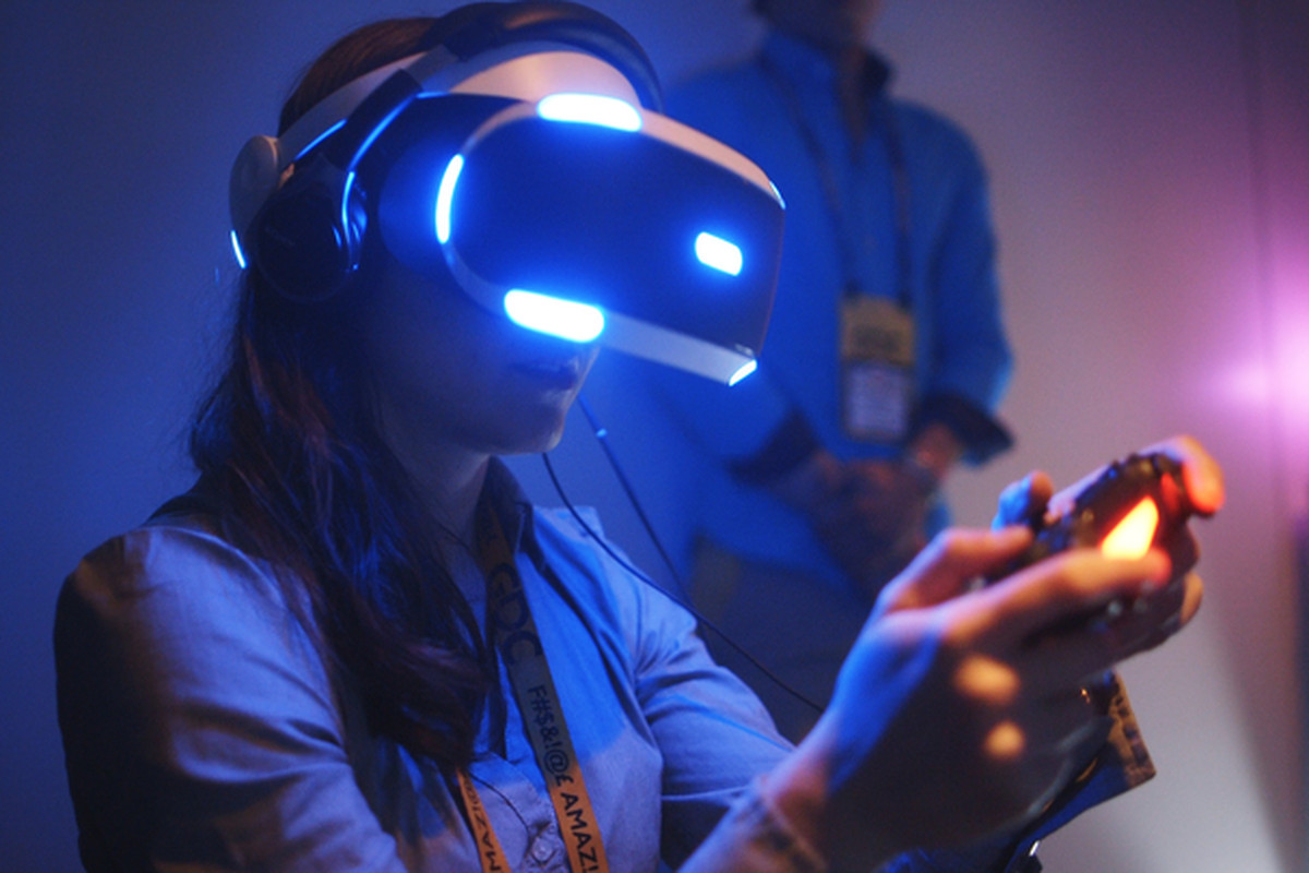 - March Vr On 15th We'll Know Sony's The Verge Playstation More About