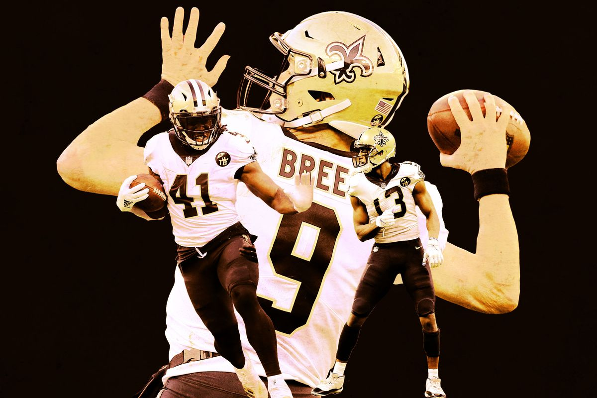 The Saints Are Not-So-Under-the-Radar Super Bowl Contenders - The Ringer 9e229badb