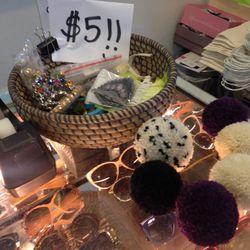 Select jewelry, $5