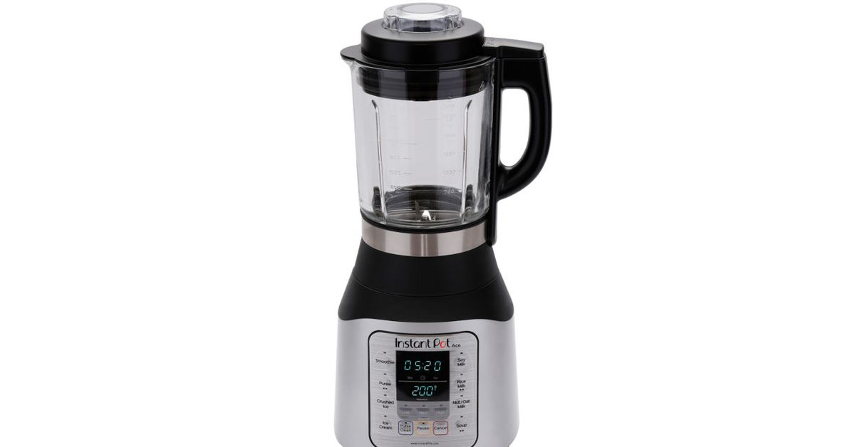 Instant Pot is Launching a Walmart-exclusive Cooking Blender