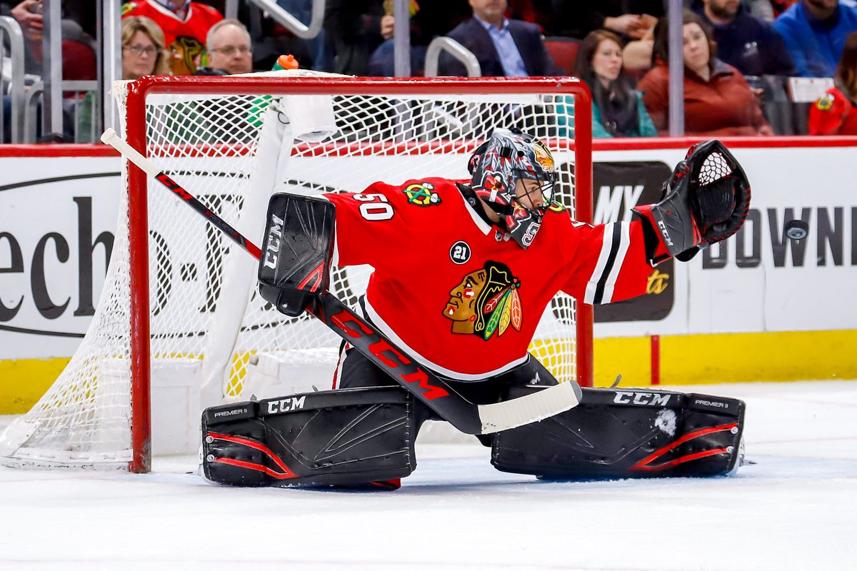 Robin Lehner's impact on Corey Crawford's outlook for 2019-20