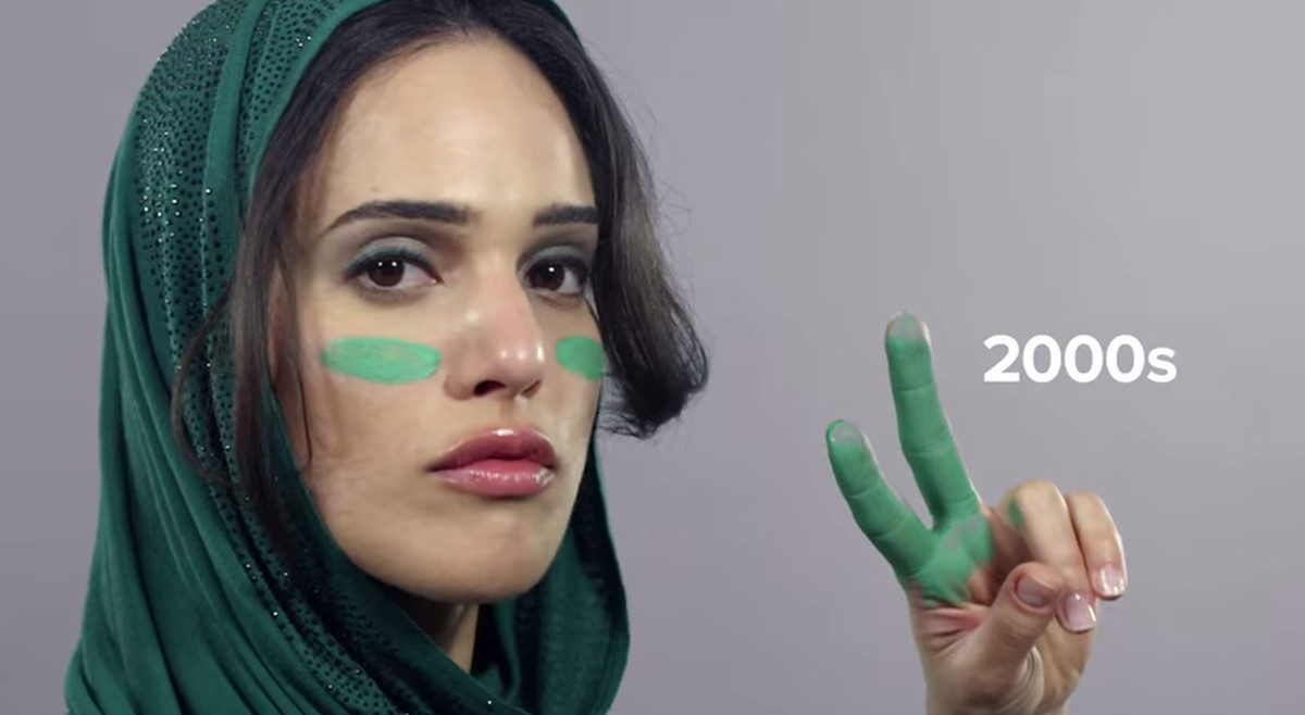 100 Years Of Iranian History Explained In 11 Women S