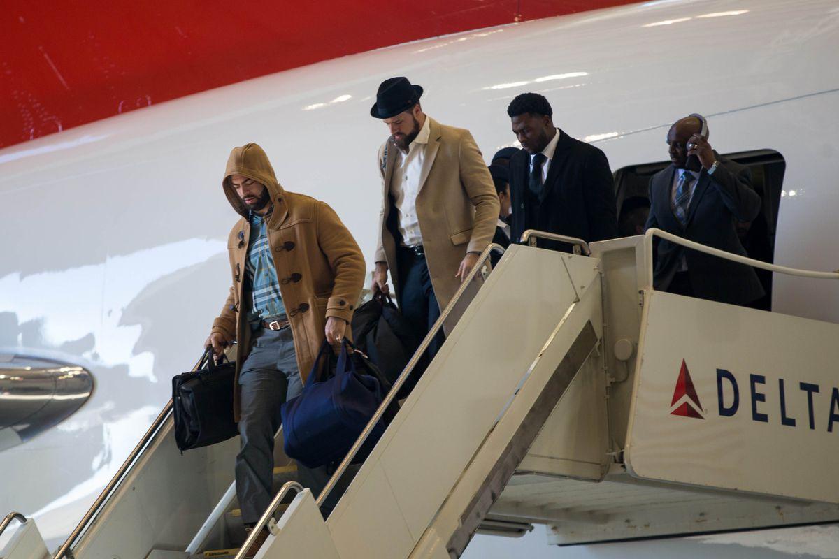 NFL: Super Bowl LII-New England Patriots Arrival