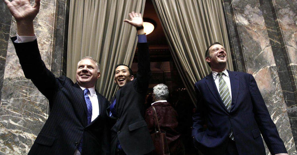 Washington Votes For Gay Marriage