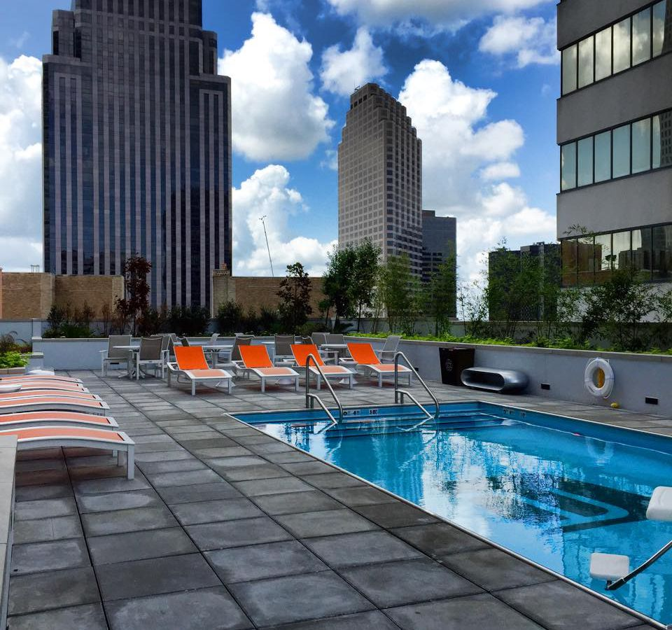 Mapping New Orleans's best hotel pools - Curbed New Orleans