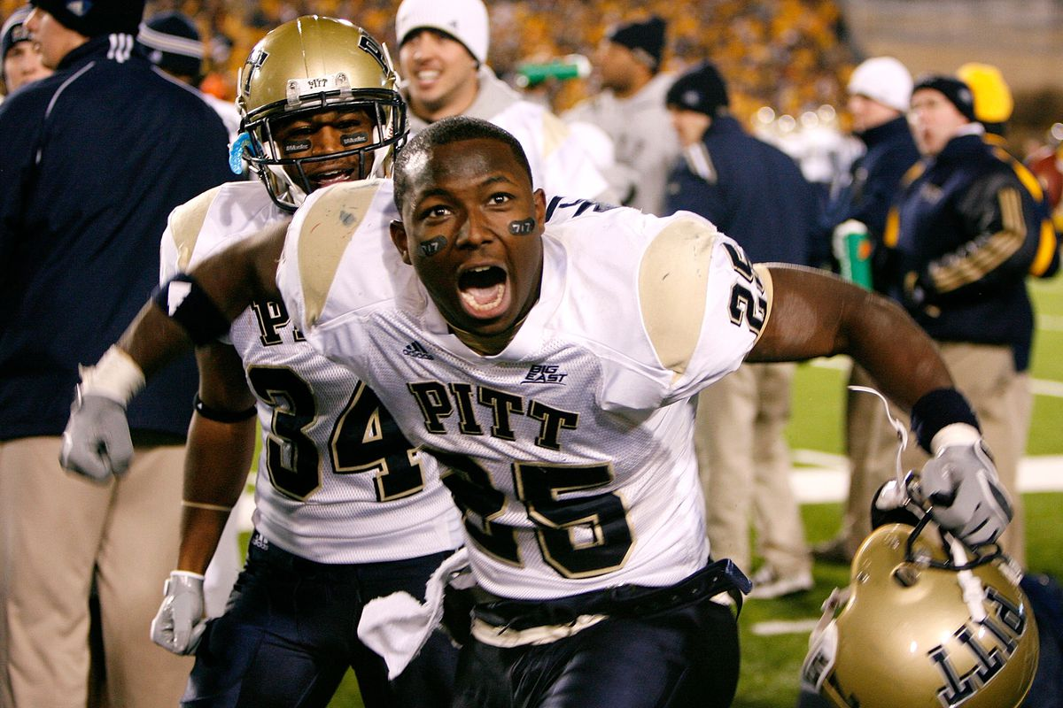 official photos 63dda 7e486 Pitt has denied its 2 biggest rivals national title shots in ...