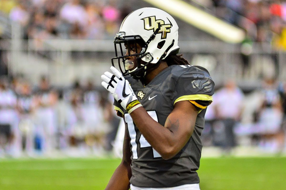 UCF cornerback Nevelle Clarke will try to turn in another strong performance Saturday vs. UConn. (Photo: Derek Warden)