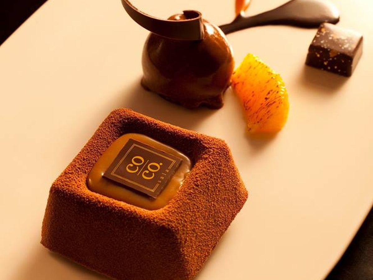 Co Co. Sala's chocolate onyx