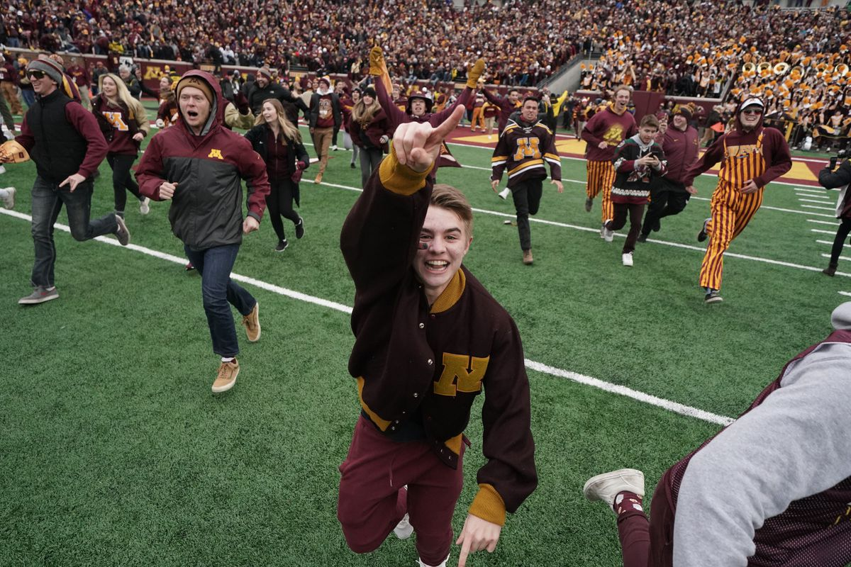 Minnesota Golden Gophers beat the Penn State Nittany Lions