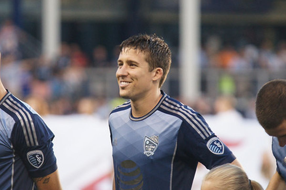 Matt Besler's success has made him the object of interest by clubs around the world