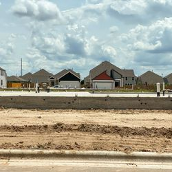 Multiple subdivisions are currently under construction right next to the development that Tesla is eyeing.