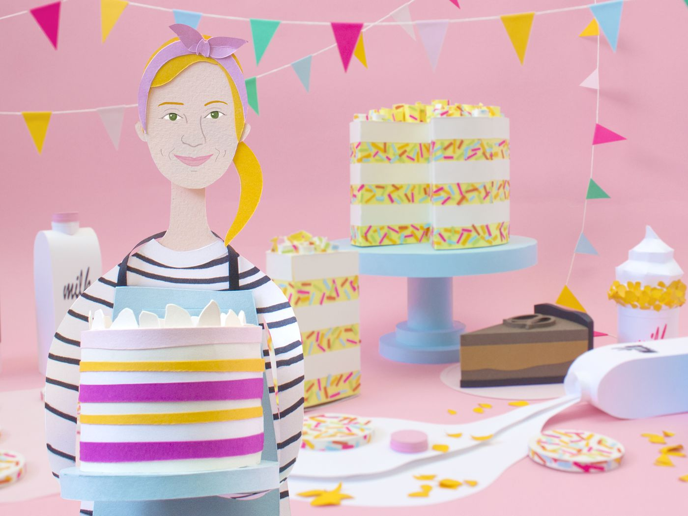 Christina Tosi Has A Cookie Eater