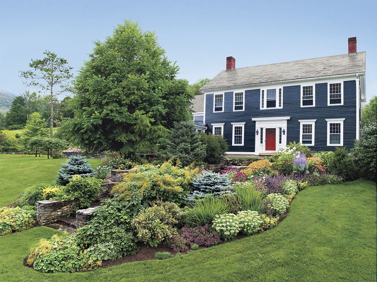 How To Design An Entry Garden This Old House