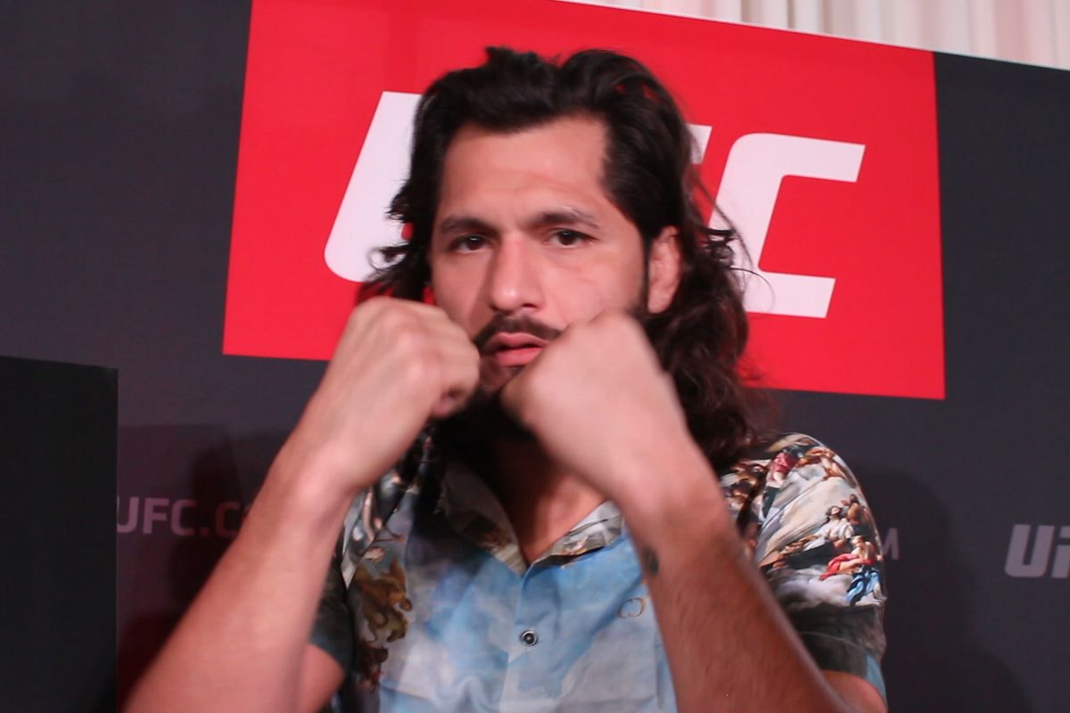 Morning Report: Manager: Jorge Masvidal wants to fight Nate Diaz in Nate's backyard