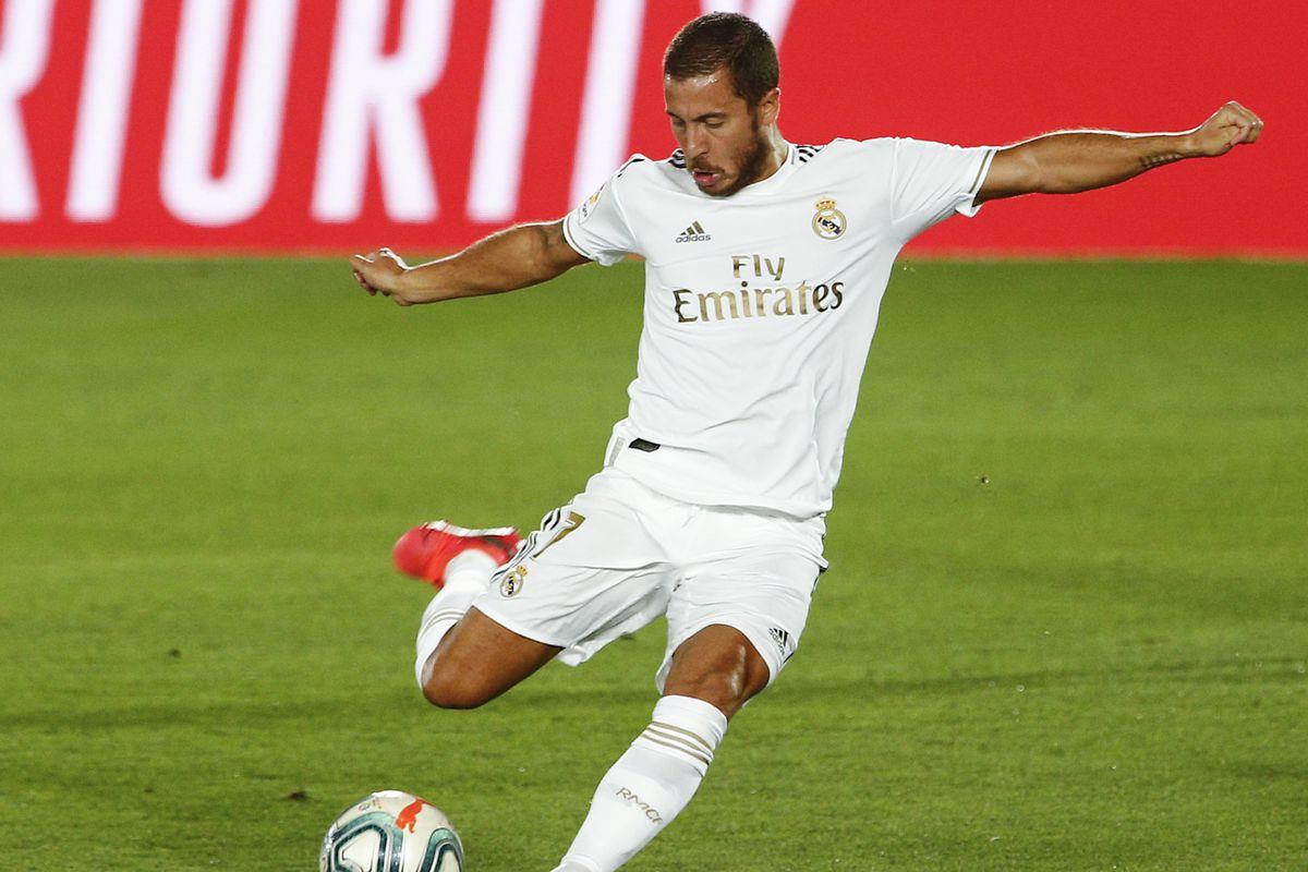 Eden hazard - Real Madrid - UEFA Champions League