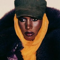 Andy Warhol, Grace Jones (1984) © 2011 The Andy Warhol Foundation for the Visual Arts / Artists Rights Society (ARS), Credit: The J. Paul Getty Museum, Los Angeles