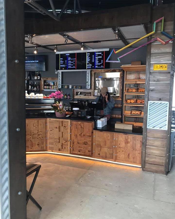 Plaza Colombian Coffee