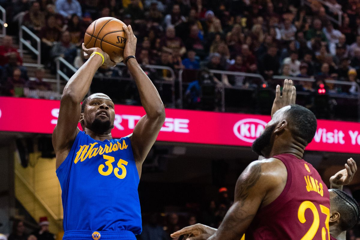 6257dd582ab Warriors battle Cavs on Christmas  Rivalry rages on