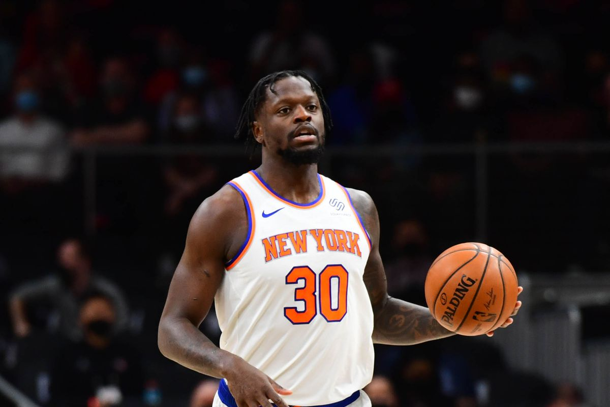 2021 NBA Playoffs - New York Knicks v Atlanta Hawks