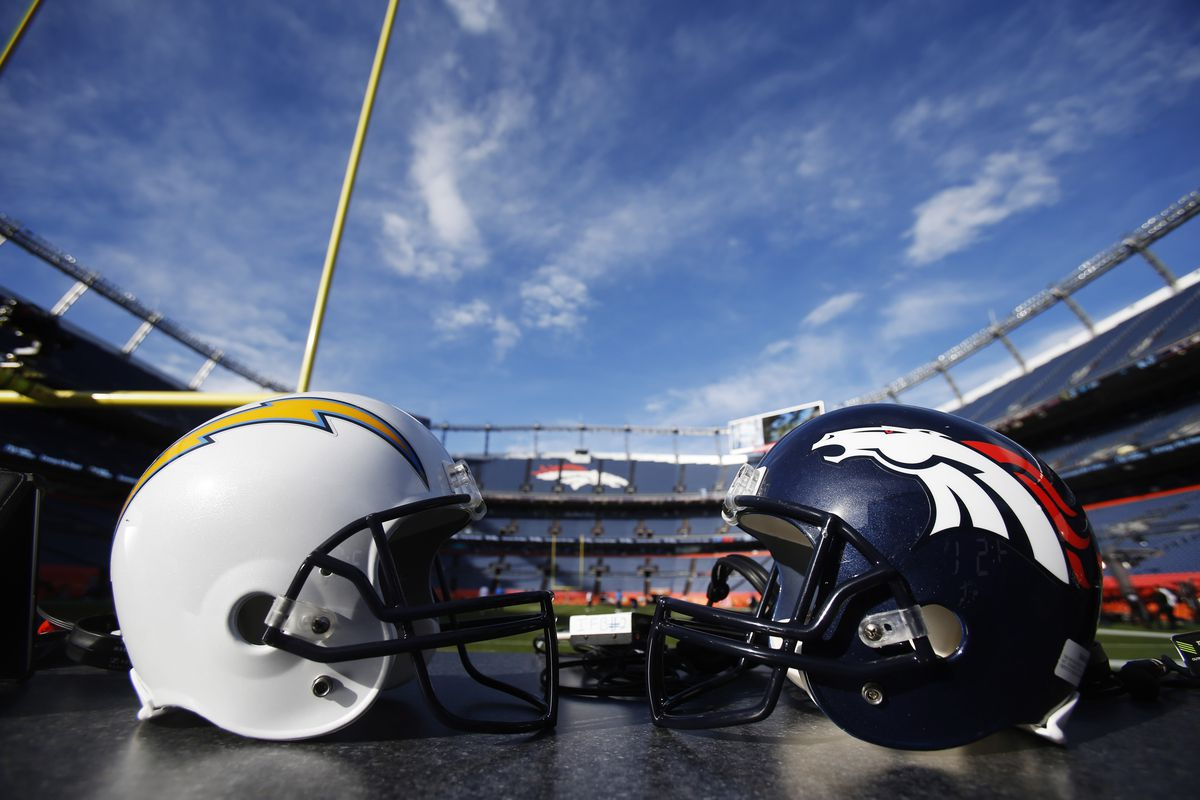 Tnf San Diego Chargers Denver Broncos Live Thread The