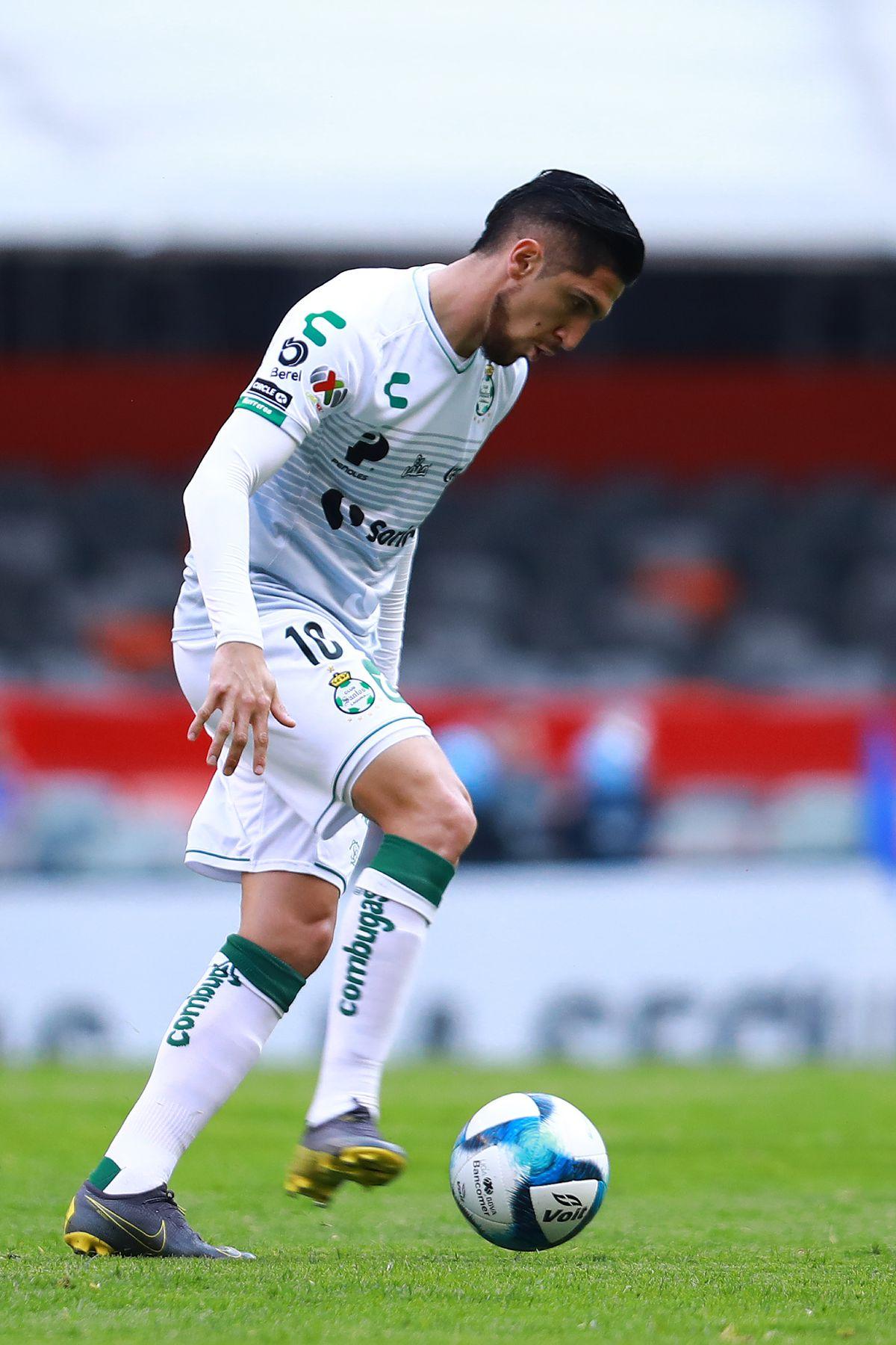 Cruz Azul v Santos Laguna - Torneo Clausura 2019 Liga MX