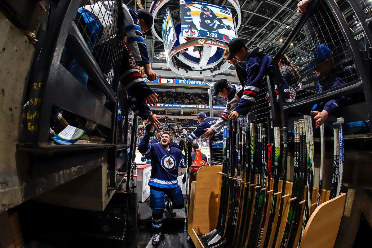 Washington Capitals v Winnipeg Jets
