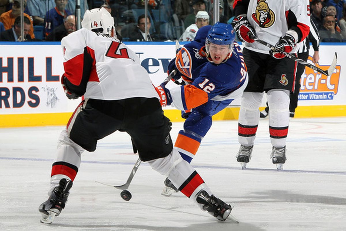 Josh Bailey is out the rest of the season. But have you seen Sidney Crosby's stats?