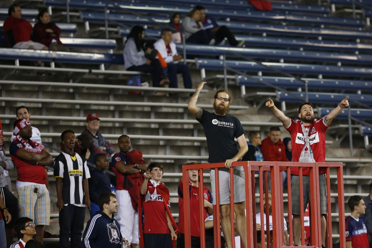 """""""Andrew Hauptman out, Jeff Crandall in"""" were the lyrics to one spontaneous chant last Tuesday."""