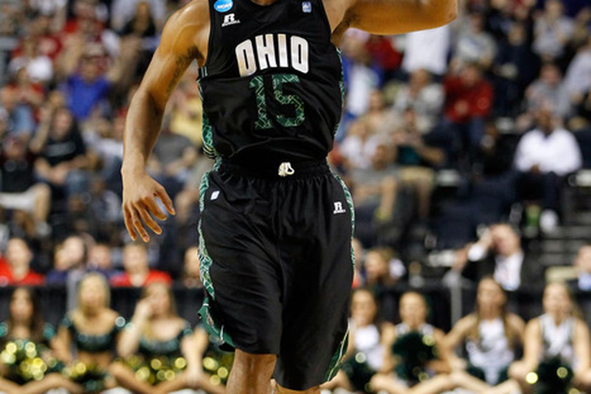 If Nick Kellogg and his teammates can pull off the upset against North Carolina, the 2012 NCAA Tournament will have officially taken a turn for the Ohio.