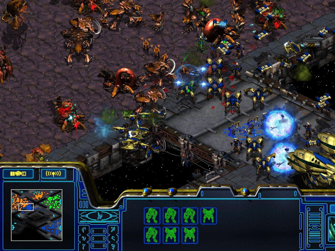 Starcraft For Mac Os X