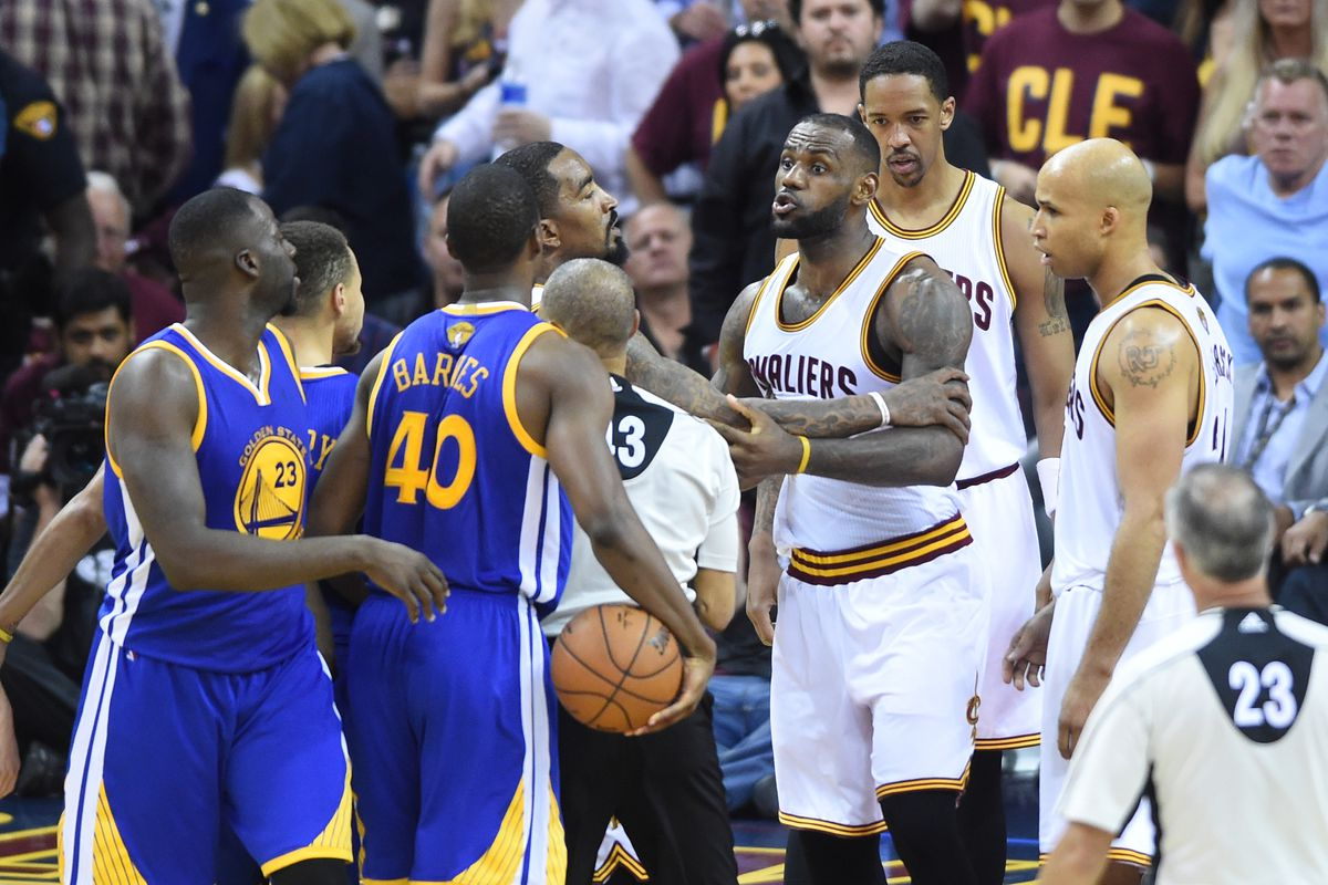 an analysis of nba finals After jumping out to an improbable 2-1 series lead, the cleveland cavaliers roll into game 6 of the nba finals with their championship hopes on life support.