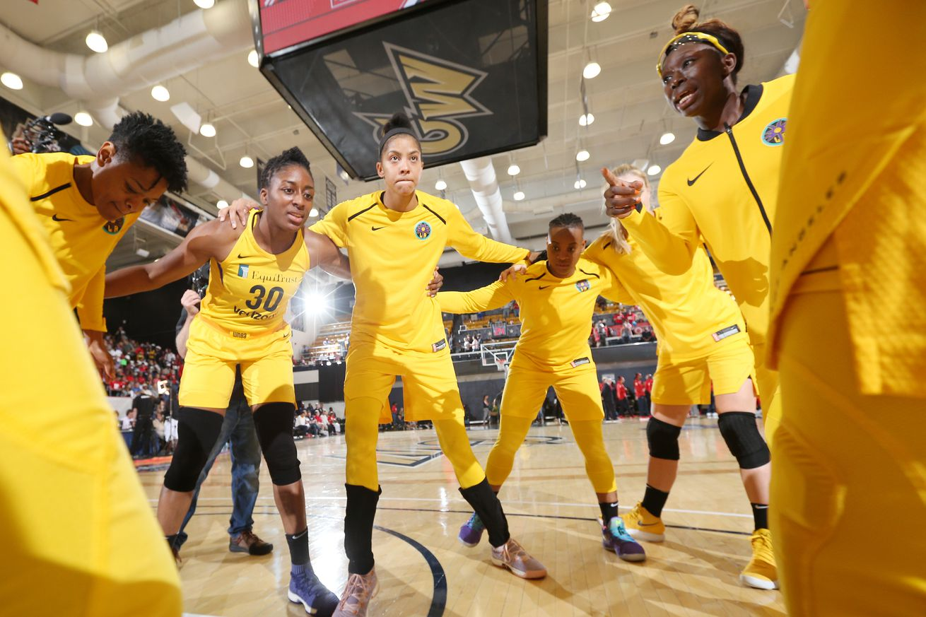 GettyImages 1022000694.0 - Los Angeles Sparks