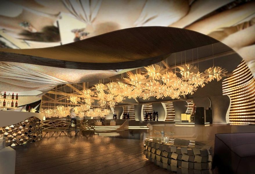 Lure Nightclub Replaces Cabana Club On May 10 Eater La